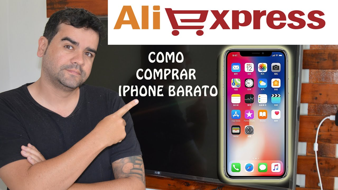 DETAILED IPHONE 6 PURCHASE IN ALIEXPRESS AND UNBOXING