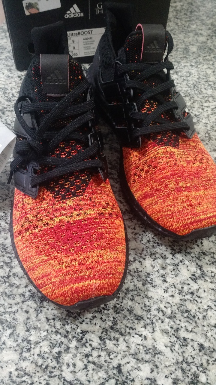 #Pingo do DHgate. Tênis Adidas Ultra Boost Game of Thrones