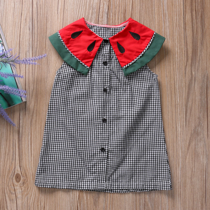 Cute Baby Girls Infant Clothing Tops Dresses Casual Cute Princess